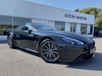 Aston Martin V12 Vantage S S 2dr v12Manual .Sports Plus Package .Carbon Fibre Hood Louvre 5.9 3 door Coupe