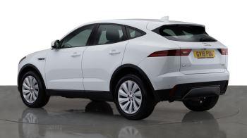 Jaguar E-PACE 2.0d SE AWD - Meridian Sound System - Powered Seats - Satellite Navigation image 4 thumbnail