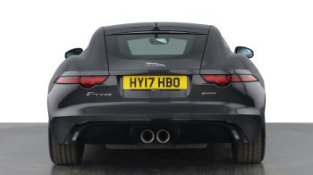 Jaguar F-TYPE 3.0 Supercharged V6 R-Dynamic with Panoramic Sunroof and Meridian Surround Sound image 4 thumbnail