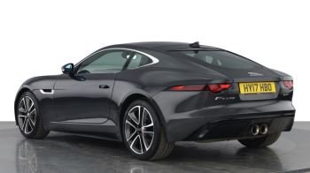 Jaguar F-TYPE 3.0 Supercharged V6 R-Dynamic with Panoramic Sunroof and Meridian Surround Sound image 2 thumbnail