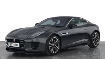 Jaguar F-TYPE 3.0 Supercharged V6 R-Dynamic with Panoramic Sunroof and Meridian Surround Sound image 6 thumbnail