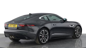 Jaguar F-TYPE 3.0 Supercharged V6 R-Dynamic with Panoramic Sunroof and Meridian Surround Sound image 9 thumbnail
