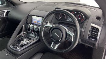 Jaguar F-TYPE 3.0 Supercharged V6 R-Dynamic with Panoramic Sunroof and Meridian Surround Sound image 3 thumbnail