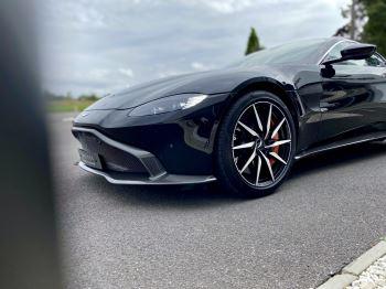 Aston Martin New Vantage 2dr ZF 8 Speed Auto. 4.0 Twin Turbo ZF Gearbox  Reversing Camera Heated Seats Ceramic Brakes image 21 thumbnail