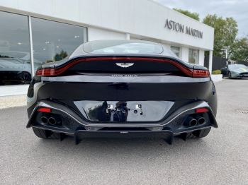 Aston Martin New Vantage 2dr ZF 8 Speed Auto. 4.0 Twin Turbo ZF Gearbox  Reversing Camera Heated Seats Ceramic Brakes image 6 thumbnail