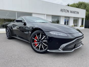 Aston Martin New Vantage 2dr ZF 8 Speed Auto. 4.0 Twin Turbo ZF Gearbox  Reversing Camera Heated Seats Ceramic Brakes Automatic 3 door Coupe
