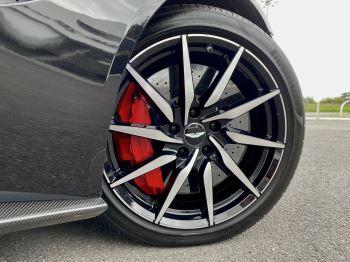 Aston Martin New Vantage 2dr ZF 8 Speed Auto. 4.0 Twin Turbo ZF Gearbox  Reversing Camera Heated Seats Ceramic Brakes image 13 thumbnail