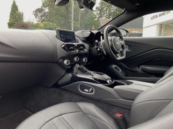 Aston Martin New Vantage 2dr ZF 8 Speed Auto. 4.0 Twin Turbo ZF Gearbox  Reversing Camera Heated Seats Ceramic Brakes image 24 thumbnail