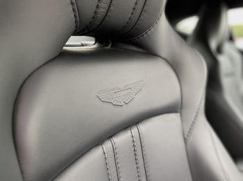 Aston Martin New Vantage 2dr ZF 8 Speed Auto. 4.0 Twin Turbo ZF Gearbox  Reversing Camera Heated Seats Ceramic Brakes image 26 thumbnail