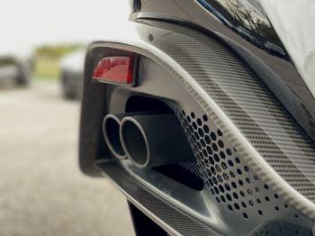 Aston Martin New Vantage 2dr ZF 8 Speed Auto. 4.0 Twin Turbo ZF Gearbox  Reversing Camera Heated Seats Ceramic Brakes image 16 thumbnail