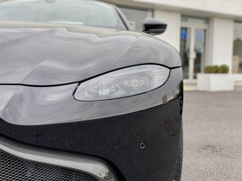 Aston Martin New Vantage 2dr ZF 8 Speed Auto. 4.0 Twin Turbo ZF Gearbox  Reversing Camera Heated Seats Ceramic Brakes image 11 thumbnail
