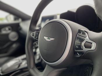 Aston Martin New Vantage 2dr ZF 8 Speed Auto. 4.0 Twin Turbo ZF Gearbox  Reversing Camera Heated Seats Ceramic Brakes image 38 thumbnail