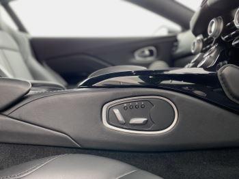 Aston Martin New Vantage 2dr ZF 8 Speed Auto. 4.0 Twin Turbo ZF Gearbox  Reversing Camera Heated Seats Ceramic Brakes image 34 thumbnail