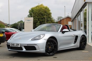 Porsche Boxster 2.0 PDK - Sports Exhaust and Bose  Automatic 2 door Roadster