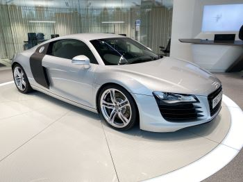 Audi R8 4.2 FSI Quattro 2dr 12 MONTH WARRANTY JUST SERVICED  MAG RIDE BANG AND OLUFSEN AUDIO Coupe