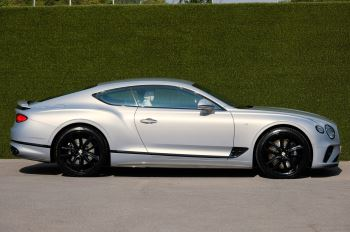 Bentley Continental GT 4.0 V8 - Mulliner Driving Specification with Black Painted Wheels - Touring and Centenary Spec image 3 thumbnail