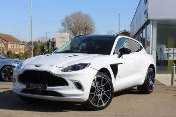 Aston Martin DBX V8 Twin Turbo Massive Spec Low mileage image 1 thumbnail