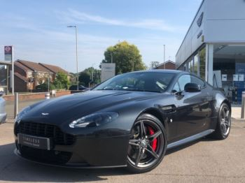 Aston Martin V8 Vantage S Coupe N430 2dr Sportshift II Limited Edition 1 of 20 4.7 Automatic 3 door Coupe