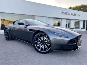 Aston Martin DB11 V8 2dr Touchtronic Auto. Heated steering wheel . Comfort pack . Heated & Ventilated seats  4.0 Automatic 3 door Coupe