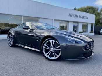 Aston Martin V12 Vantage 2dr v12 manual coupe. Sports Seats . Manual . Ceramic Brakes  image 1 thumbnail
