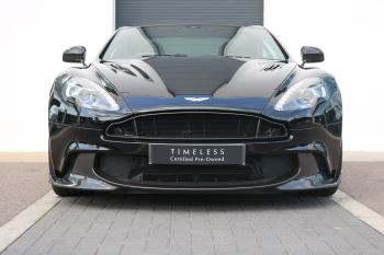 Aston Martin Vanquish V12 [595] S 2+2 Touchtronic Ultimate Edition 1 of 175  5.9 Automatic 2 door Coupe