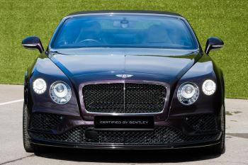 Bentley Continental GTC 4.0 V8 S Mulliner Driving Spec - Premier and All Seasons Specification image 2 thumbnail