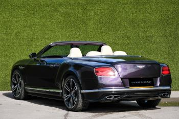 Bentley Continental GTC 4.0 V8 S Mulliner Driving Spec - Premier and All Seasons Specification image 5 thumbnail