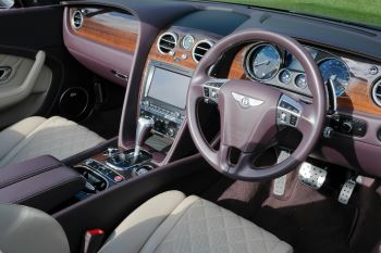 Bentley Continental GTC 4.0 V8 S Mulliner Driving Spec - Premier and All Seasons Specification image 10 thumbnail