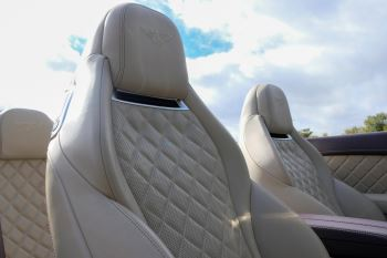 Bentley Continental GTC 4.0 V8 S Mulliner Driving Spec - Premier and All Seasons Specification image 17 thumbnail