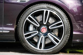 Bentley Continental GTC 4.0 V8 S Mulliner Driving Spec - Premier and All Seasons Specification image 8 thumbnail