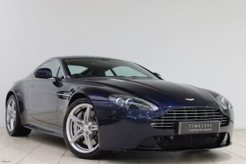 Aston Martin V8 Vantage S Coupe S 2dr Sportshift 4.7 Automatic 3 door Coupe
