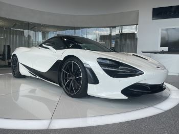McLaren 720S V8 SSG PERFORMANCE, 1 OWNER, BIG SPEC CAR WITH LOW MILEAGE 4.0 Automatic 2 door Coupe