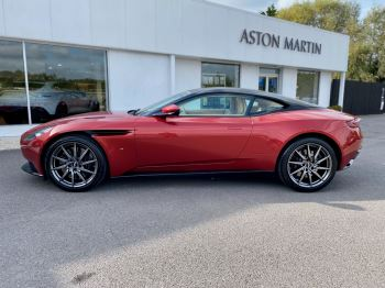Aston Martin DB11 V12 Launch Edition Coupe. Bang & Olufsen Beosound Audio. Black brake calipers. Ventilated Seats image 4 thumbnail