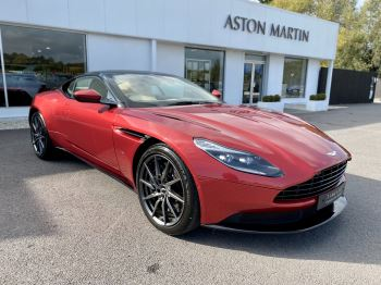 Aston Martin DB11 V12 Launch Edition Coupe. Bang & Olufsen Beosound Audio. Black brake calipers. Ventilated Seats 5.2 2 door