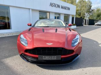 Aston Martin DB11 V12 Launch Edition Coupe. Bang & Olufsen Beosound Audio. Black brake calipers. Ventilated Seats image 2 thumbnail