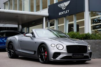 Bentley Continental GTC First Edition 6.0 W12 2dr Automatic Convertible
