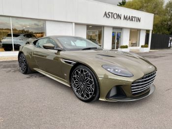 Aston Martin DBS V12 Superleggera OHMSS. 1 of only 50 produced worldwide.  5.2 Automatic 2 door Coupe