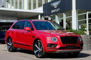 Bentley Bentayga Hybrid 3.0 V6 Hybrid Mulliner Driving Specification 5dr Auto [4 Seat Comfort] Petrol/Electric Automatic Estate
