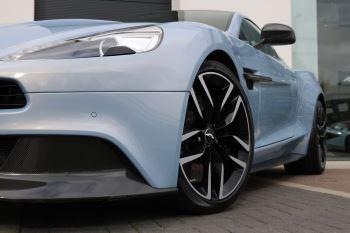 Aston Martin Vanquish V12 [568] 2+2 2dr Touchtronic image 13 thumbnail