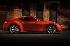 Nissan 370Z 3.7 V6 [328] GT 3dr Auto