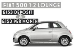 Fiat 500 1.2 Lounge 3dr [Start/Stop]