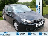 Volkswagen Golf 1.6 S 5dr Hatchback (2009)