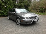 Jaguar X-Type 2.0d S 2009 4dr Saloon with Bluetooth Diesel (2009) image