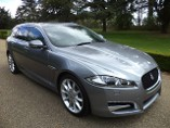 Jaguar XF Sportbrake Premium Luxury S 3.0 Diesel Automatic 5 door Estate (2013) image