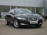 Jaguar XF 2.2d Luxury Sunroof 4dr Auto Diesel Automatic Saloon (2012) image