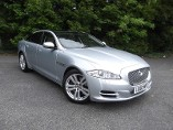 Jaguar XJ 3.0d V6 Premium Luxury 4dr Auto with DAB+Rear Cam Diesel Automatic Saloon (2010) image