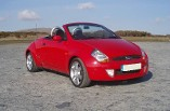 Ford StreetKa 1.6i RED 2dr Roadster (2005) image