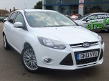 Ford Focus 1.0 125 EcoBoost Zetec 5dr DEMONSTRATOR MODEL Hatchback (2013) image