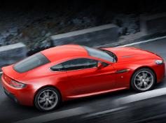 Aston Martin V8 Vantage Coupe Sportshift