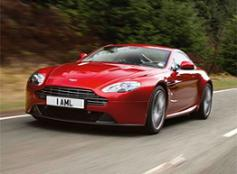 Aston Martin V8 Vantage Coupe Manual